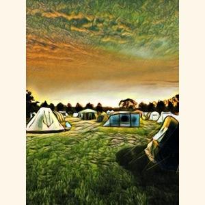 Die Zeltwiese