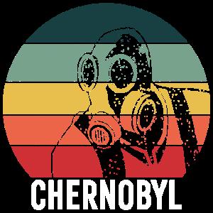 Chernboyl Atom Kraftwerk Strahlung Geschenk