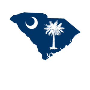 South Carolina Flagge pride Geschenk usa america