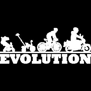 Mofa Moped - Evolution Fahrrad Dreirad