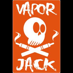 Vapor Jack Die Dampfer Flagge