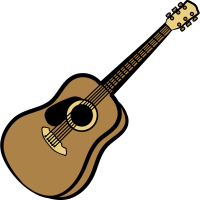 Gitarre Akustik
