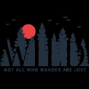Adventure Wandern Camping Geschenkidee Abenteuer