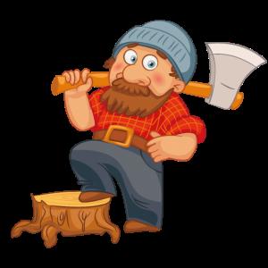 Holzfaeller