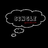 single gluecklich
