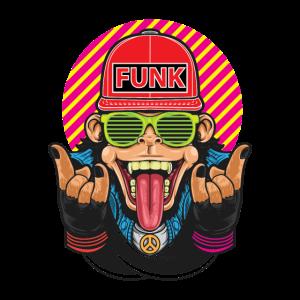 Funky Affe