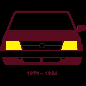 Kadett D 1979 - 1984