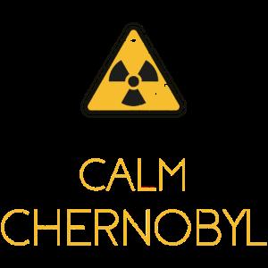 Tschernobyl Radioaktiv Strahlung Reaktor Geschenk