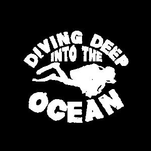 Tauchen Taucher Ozean