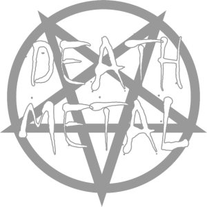 Death Metal Pentagramm