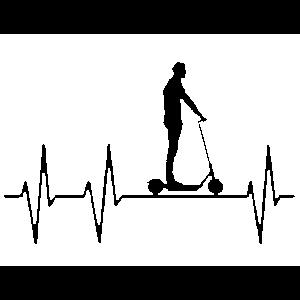 herzfrequenz escooter herz escooter