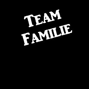 Team Familie Familien und Freundschats Shirts