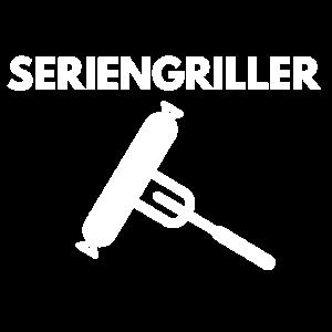 Seriengriller Grillwurst