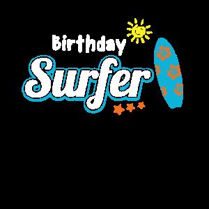 Birthday Surfer