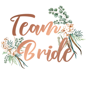 Team Bride JGA