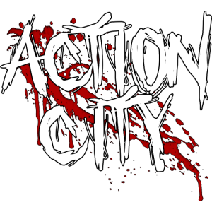 """Typographical 07 - """"Action City"""""""