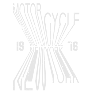 Biker Motorrad Motorcycle New York 1976 Design