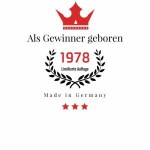 Als Gewinner geboren 1978