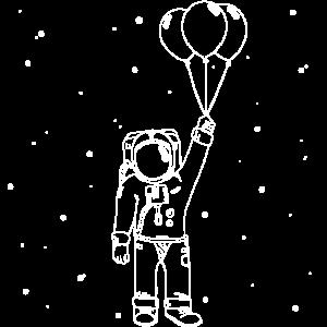 Astronaut Kosmonaut Weltall Wissenschaft