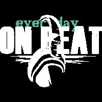 on beat earphones headphones - music