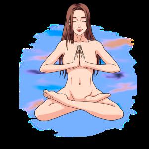 himmlisch Meditation Yoga Relaxen Trend Yogis