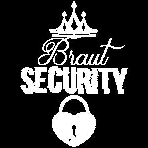 Braut Security Geschenk
