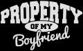 Motif Property of my boyfriend