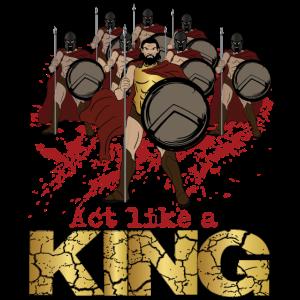 SPARTANER, Sparta, Geschenk, Geschenkidee