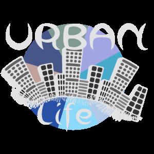 Urban life weiß