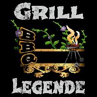 BBQ Grill Legende