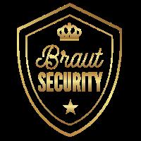 JGA - Braut security Shirt