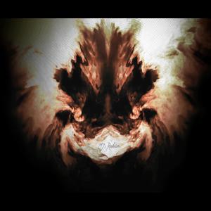 "Mousepad ""Hell's Flame"""