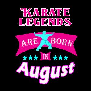 Karate-Legenden August (1)