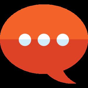 Sprechblase Chat