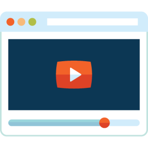 Programmfenster Video