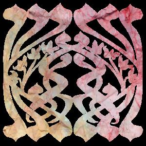Jugendstil Art Nouveau
