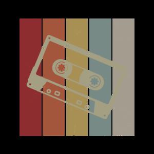 Retro Vintage Kassette