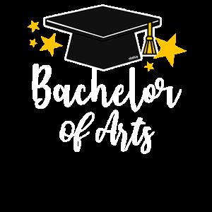 Bachelor of Arts Geschenk Abschluss