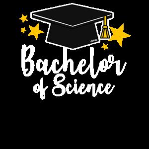 Bachelor of Science Geschenk Abschluss