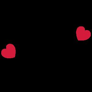 Familienwerte Familie Liebe Herz Geschenk