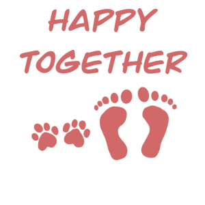 Happy Together Haustier Shirt