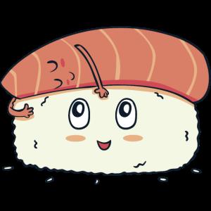 Sushi Umarmung