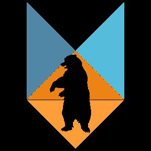 Waldbewohner Bär