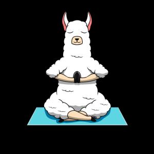 Llamaste Lama LLama Yoga
