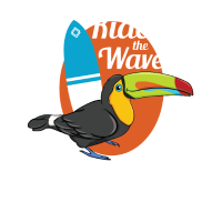 Tukan Surfer - Ride The Wave Animal Surfing