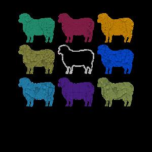 Schwarzes Schaf Black Sheep