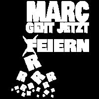 Feiern Marc Reiern Kotzen