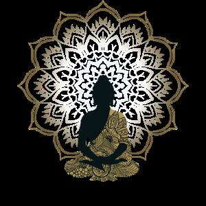Buddha Mandala Yoga Buddhismus
