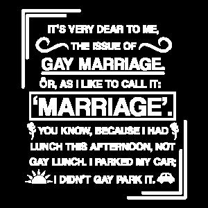 Hochzeit Homo