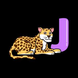 Jaguar Alphabet Schule